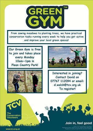 green gym reduced size